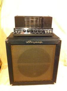 1963 Ampeg B15N FlipTop Bass Amp: 100% Serviced, Killer Vintage Tone. BeautiFUL image