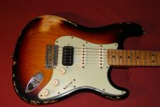 Fender Custom Shop Classic HBS-1 Stratocaster Relic image