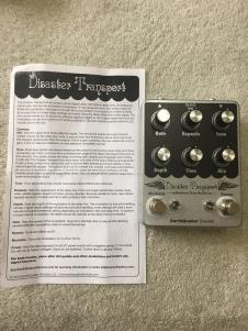 EarthQuaker Devices Disaster Transport image