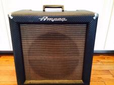 Ampeg M-15 1962 All Original M-16 1962 navy blue image