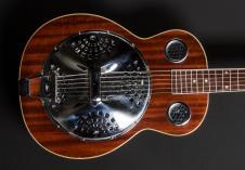 Dobro Squareneck Resonator Guitar 1960's Natural image