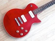 1999 Guild Blues 90 Electric Guitar Bluesbird Aristocrat P-90s USA Made w/ hsc image