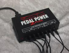 Voodoo Lab Pedal Power 2 Plus Power Supply plus cables image