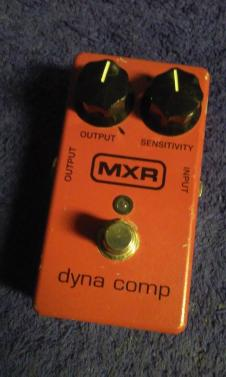 MXR Dyna Comp image