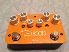 J. Rockett Audio Desings Phil Brown Led Boots 2013 Orange image
