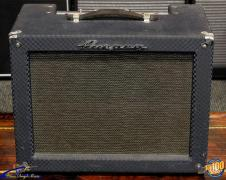 1967 Vintage Ampeg Jet J-12-D Small Guitar Combo Tube Amp w/ Tremolo Stock #8081 image