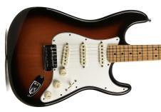 Fender  Custom Shop Custom Classic 2008 3 Tone Sunburst image