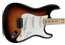 Fender Custom Shop NOS Proto Strat 2014 3 Tone Sunburst image