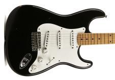 Fender  Custom Shop NOS Strat Black image