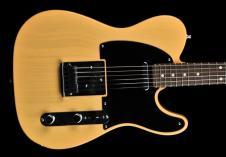 Fender  Custom Shop Closet Classic Tele Pro 2014 Nocaster Blonde image