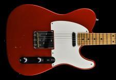 Fender  Custom Shop Closet Classic Pro Tele  2010 Candy Tangerine image