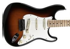 Fender  Custom Shop Closet Classic Strat Pro 2007 3 Tone Sunburst image