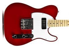 Fender  Custom Shop P-90 Tele  2013 Dakota Red image