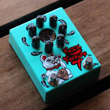 ZVex Fuzz Factory 7 Hand Painted (free shipping) image