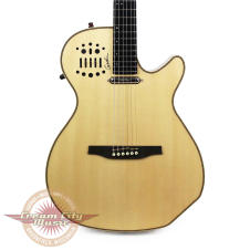 Brand New Godin Multiac Spectrum SA Acoustic Electric Guitar in Natural Semi-Gloss image