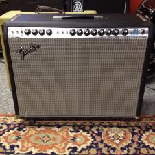Fender Twin Reverb 1973 Tube Amplifier image