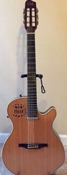 Godin Multiac Spectrum 2000's Natural USA/Canada Handcrafted image