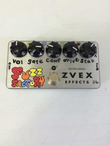 ZVex  Vexter Fuzz Factory Guitar Effect Pedal  2015 image