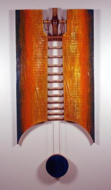 Acoustic Charm, original 3D guitar artwork image