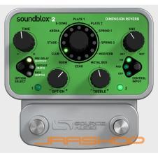 Source Audio Soundblox 2 Dimension Reverb image