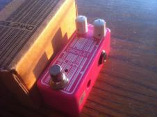Malekko Chicklet Spring Reverb Pink image