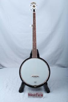 Flinthill FHB-55 Composite Resonator 5 String Folk Traditional Banjo image