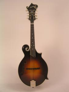 USED Kentucky KM-650 Artist F Model Mandolin image