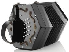 Rochelle Anglo Concertina quality Concertina accordion reeds, Squeeze box image