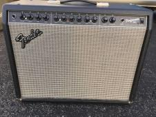 Fender USA Performer 1000 Vacuum Tube Distortion 100w Amplifier image