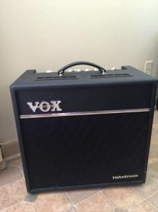 Vox VT80+ Guitar Amplifier - Free Shipping image
