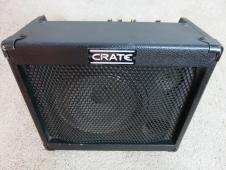 Vintage Crate TX15 Taxi Battery Powered Guitar PA Amplifier Works Perfect! Clean image