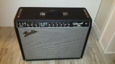 "Fender '64 Custom Shop ""Diaz Mods"" Vibroverb black image"