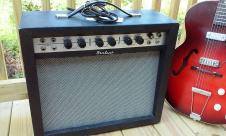 Airline Tube Amp! Circa 1960's! Model 62-9013A image