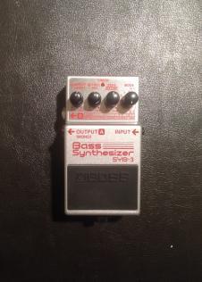 Boss SYB-3 Bass Synthesizer image