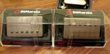 Dimarzio PAF Master Set 2014 Aged Nickel DP160 DP161 image