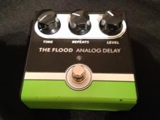 Jet City The Flood Analog Delay Guitar Effect Pedal image