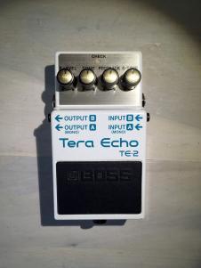 Boss TE-2 Tera Echo image