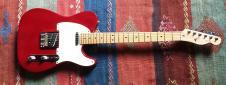 Fender Highway One Telecaster 2003 Red image