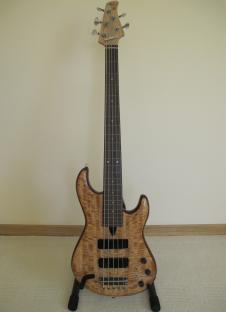 SONIC GUITARS B5, made in Italy, RARE!! image