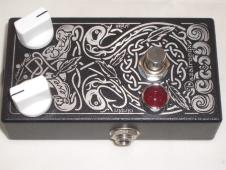 Dazatronics Fetish Booster Boutique Guitar Effects Pedal image