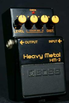 Boss HM-2 Heavy Metal 1988 s/n 023400 image