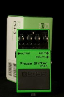 Boss PH-3 Phase Shifter 2004 s/n CS12142 image
