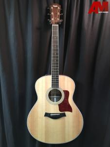 Taylor 418e Ovangkol Back and Sides with Case image