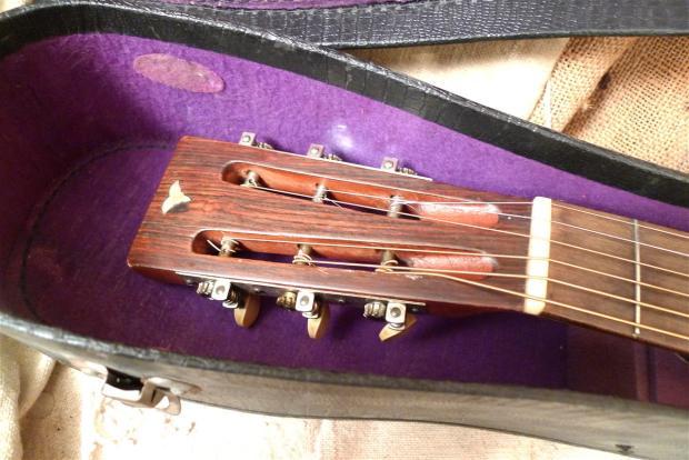 ss stewart parlor guitar 1934 reverb. Black Bedroom Furniture Sets. Home Design Ideas