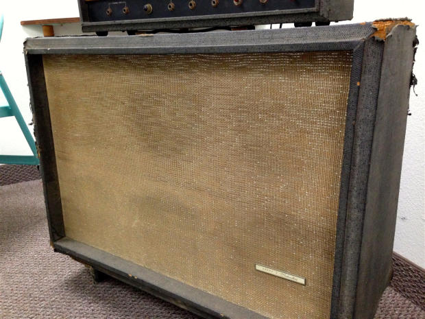 Vintage 1963 SEARS SILVERTONE 1485 FULLY SERVICED Guitar ...