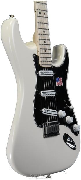 fender usa limited edition billy corgan stratocaster electric guitar white new reverb. Black Bedroom Furniture Sets. Home Design Ideas