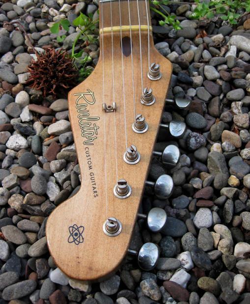 Revelator Guitars Strat by Revelator Guitars