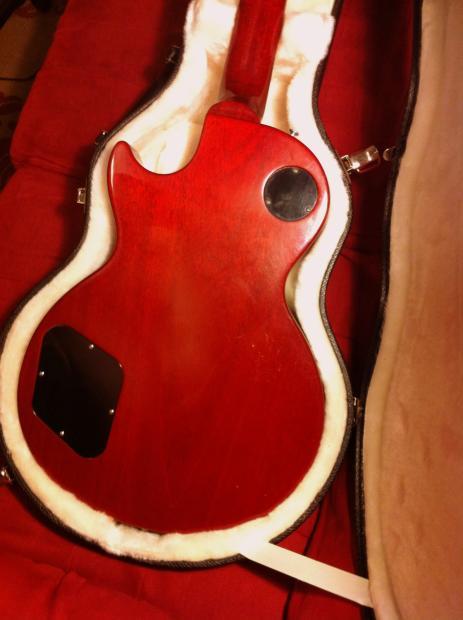 2005 Gibson Les Paul Standard Premium Plus Aaaa Woods
