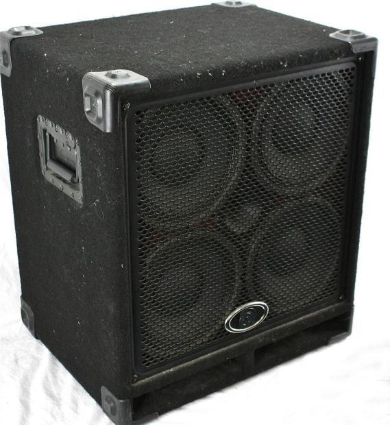ampeg slm usa bxt 410 hl 4 4x10 electric bass guitar amplifier amp cabinet black reverb. Black Bedroom Furniture Sets. Home Design Ideas