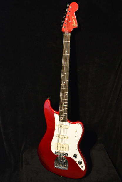 Fender Pawn Shop Bass vi Fender Pawn Shop Bass vi